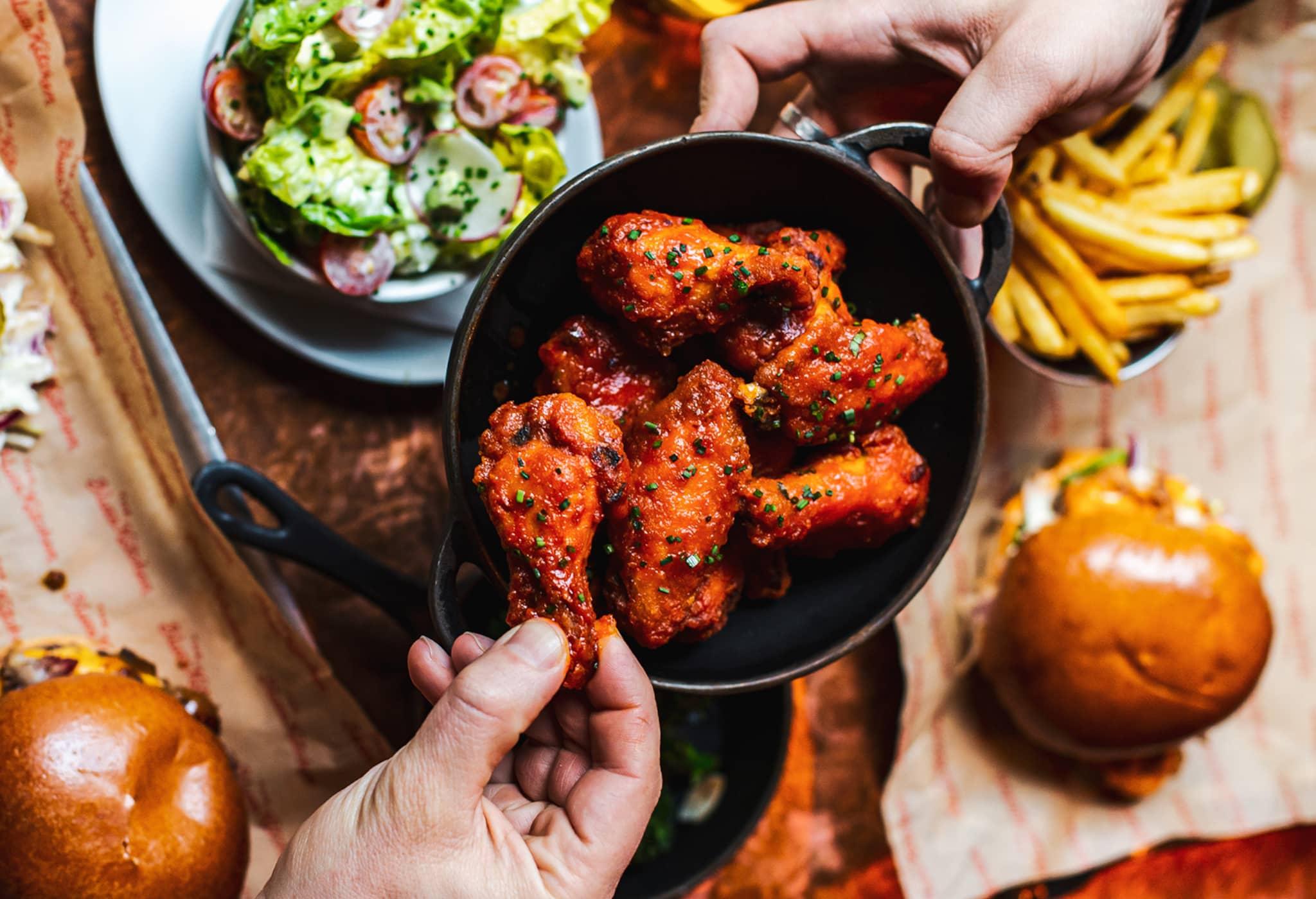 Bar Food Brixton