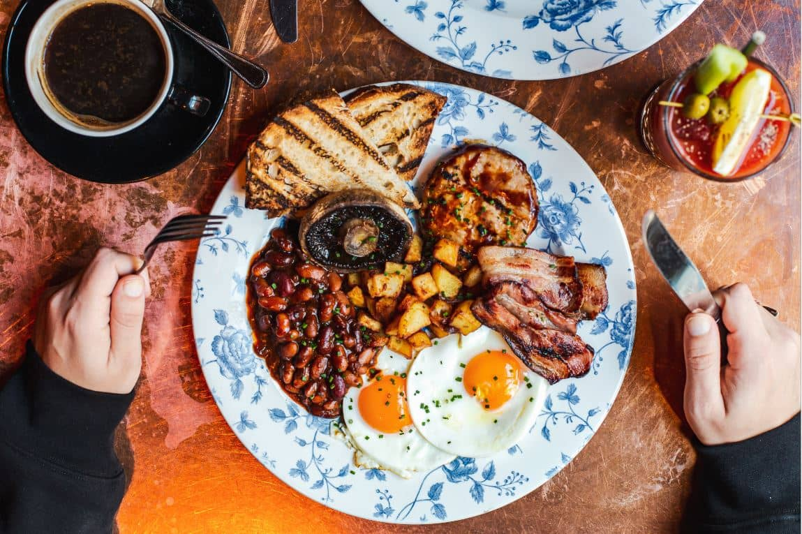 Fry Up Breakfast Brunch Restaurant Camden